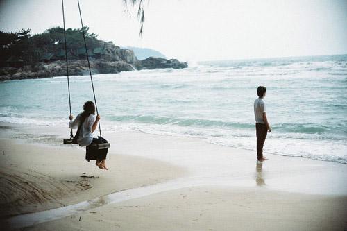 浪漫情侣照片演绎美好爱情 唯美爱情浪漫情侣