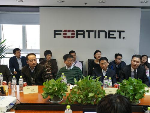 Fortinet溝通會紀實 2015網絡安全市場可見一斑