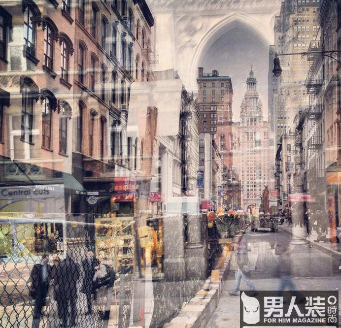 另类视角看世界:当纽约遇上伦敦