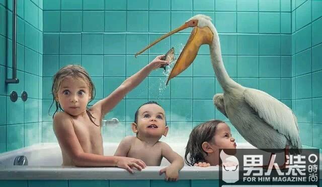 萌娃来袭 鬼马搞怪的儿童生活创意无限