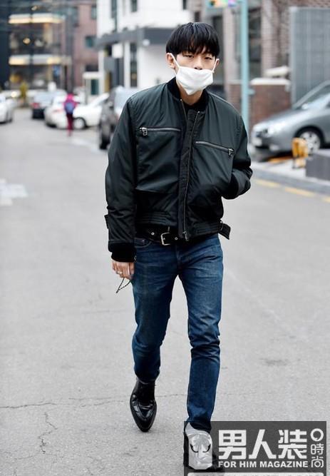 听说韩范儿欧巴很吃香?跟韩国街拍学穿搭