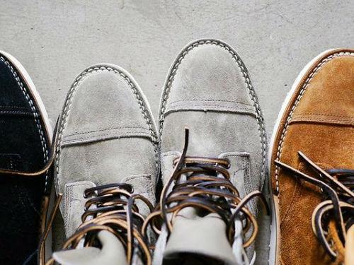 秋冬五大男靴款式 看看你最需要哪一双