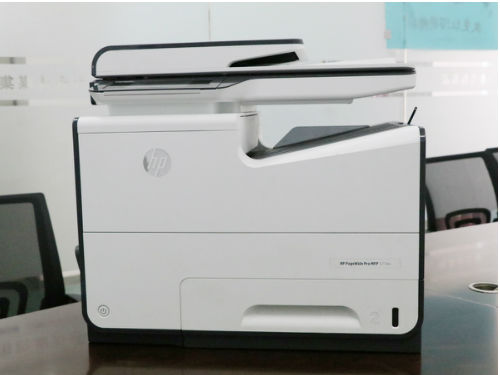 HP PageWide Pro 577dw页宽系列打印机图赏