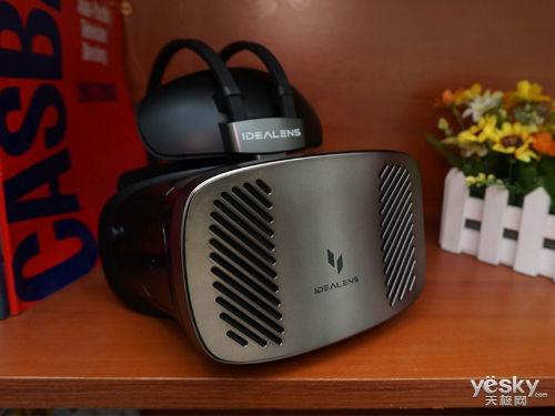 开启虚拟视界 IDEALENS K2 VR一体机精美图赏