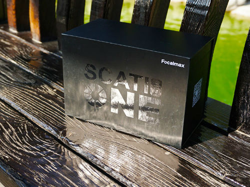 Focalmax SCATI ONE Lite VR一体机开箱图赏