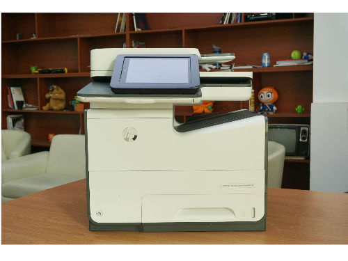 HP PageWide Enterprise Color Flow MFP 586图赏