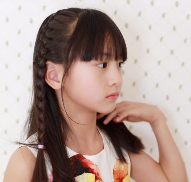 【轮播图片】森碟九岁啦!田亮晒女儿美照为其庆生图5图片