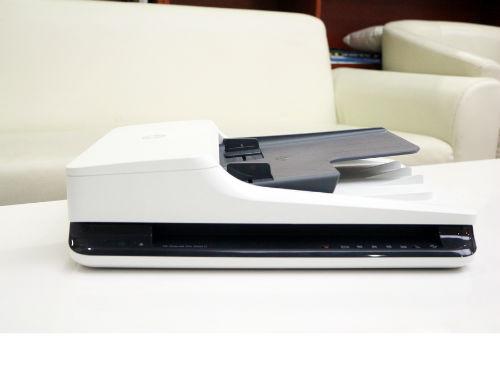 HP ScanJet Pro 2500f1扫描仪图赏