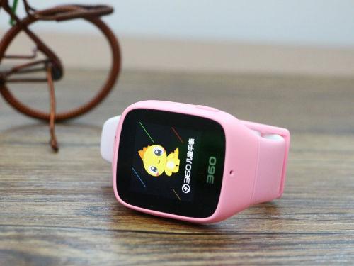 周身散发可爱气息 360儿童手表6C图赏