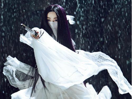 """范冰冰从小就是""""武侠迷"""":练霓裳会引起更多共鸣"""