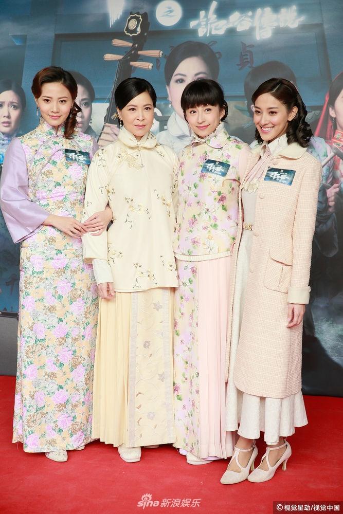 陈凯琳被问何时嫁郑嘉颖 她表示没那么快但也很期待