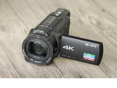 快捷编辑 轻松分享 索尼FDR-AX60摄像机外观图赏