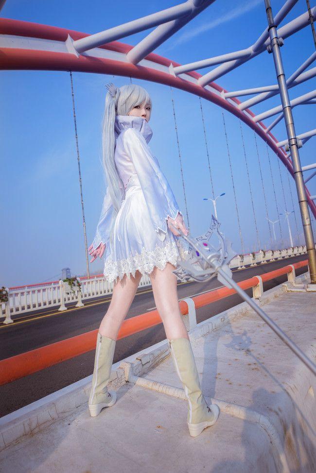 cosplay女生福利 RWBY 魏丝・雪倪×Ruby Rose
