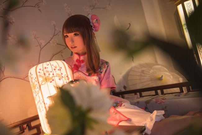 摄影cosplay 小魔女学园 戴亚高清图片