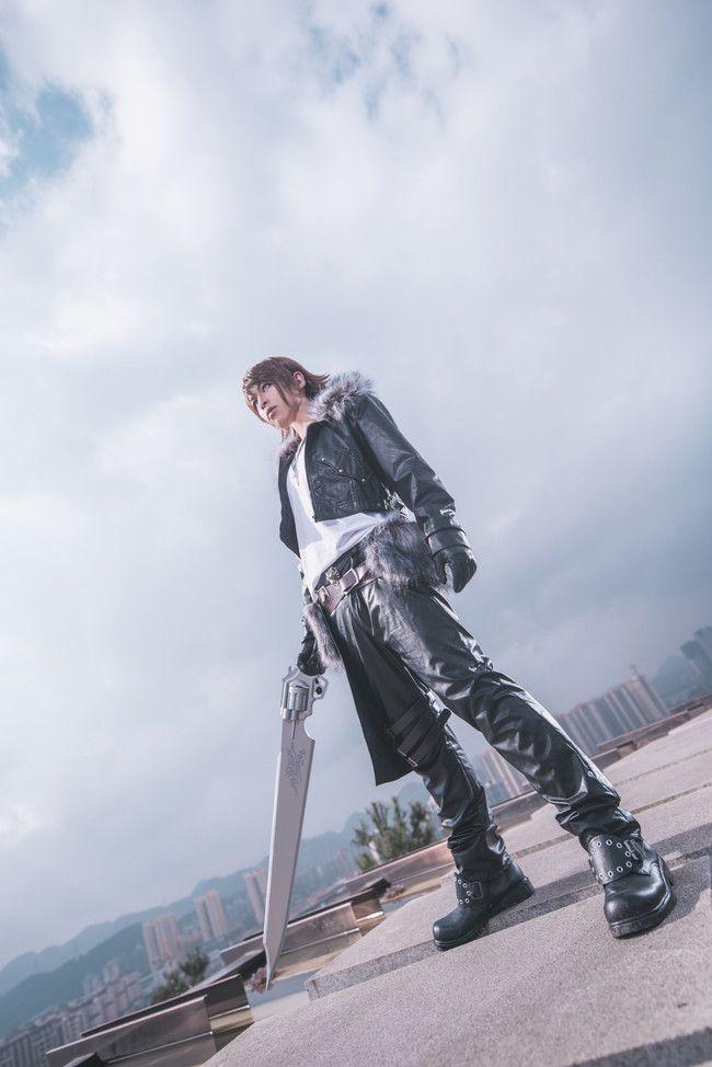 cosplay男神 终于圆满了自己童年男神