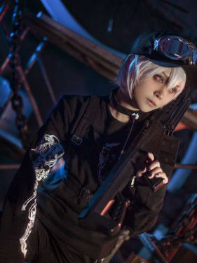 cosplay男神 机械恋人【脑洞自设】