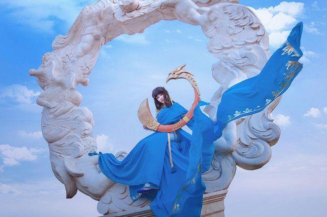 高清chinajoy摄影 圣传 乾达婆王 苏摩