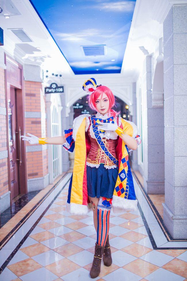 魔术师觉醒 真人cosplay福利