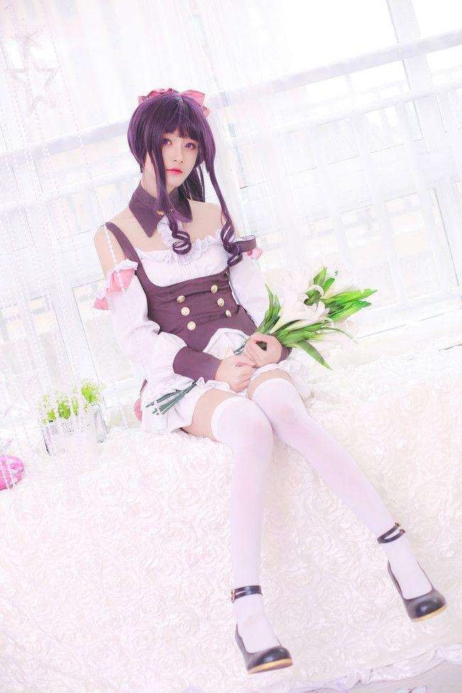 cosplay女生福利 魔卡少女樱 木之本樱