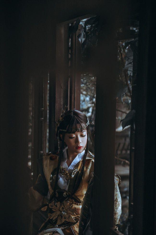 cosplay摄影 剑侠情缘网络版叁