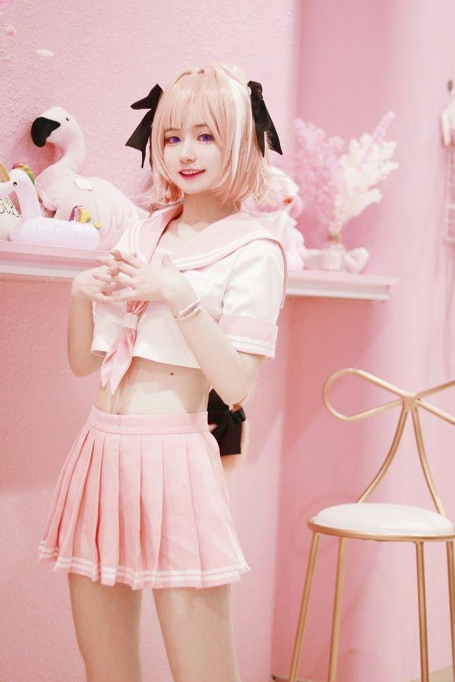 萌妹子cosplay 阿斯托尔福