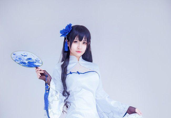少女前线 95式 高清cosplay