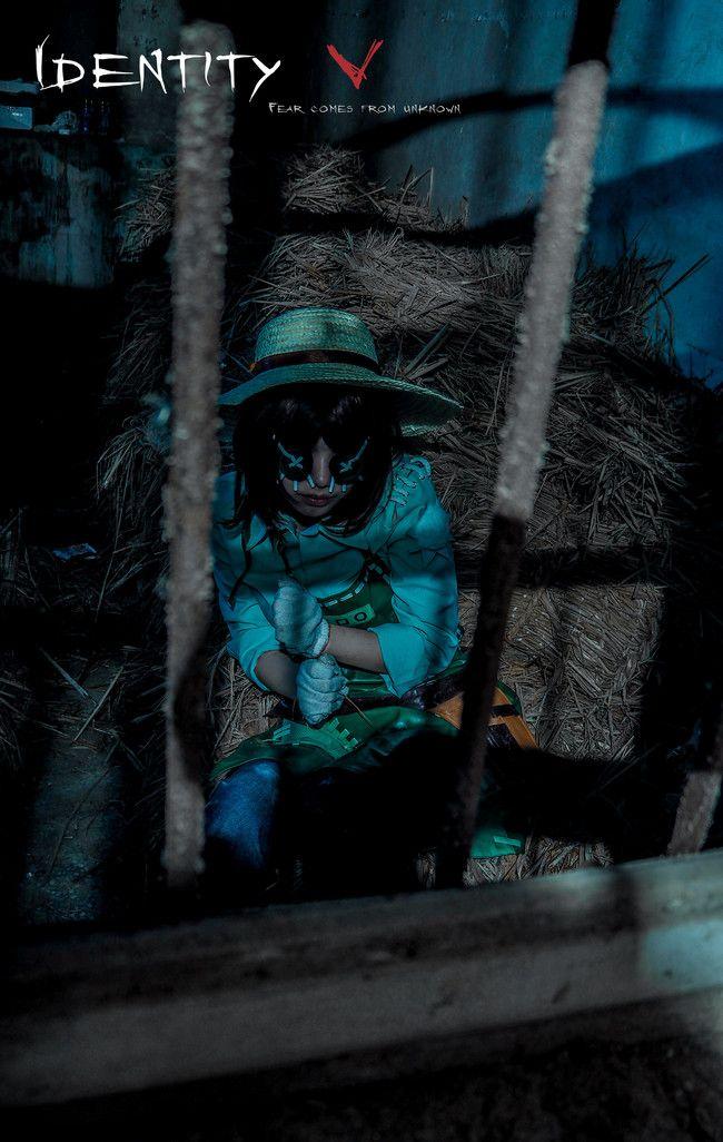 真人cosplay 第五人格 园丁【一切恐惧 源于未知】
