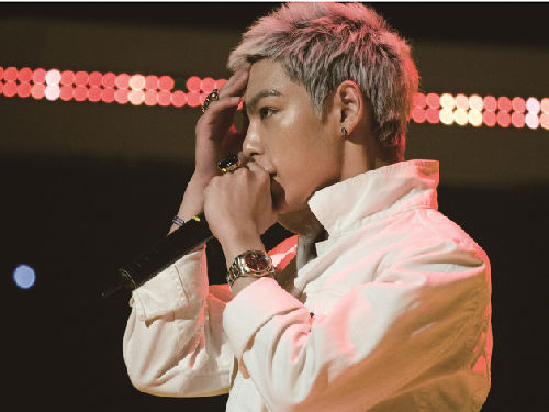 BIGBANG演唱会唱响首尔 最强男团强势来袭