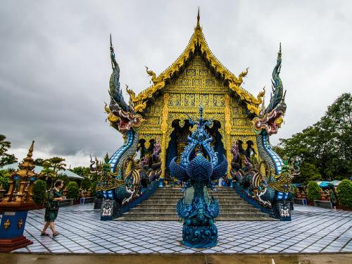 泰国名胜古迹摄影 精美华丽