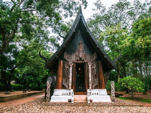 泰国古迹摄影图片 体验异国风光