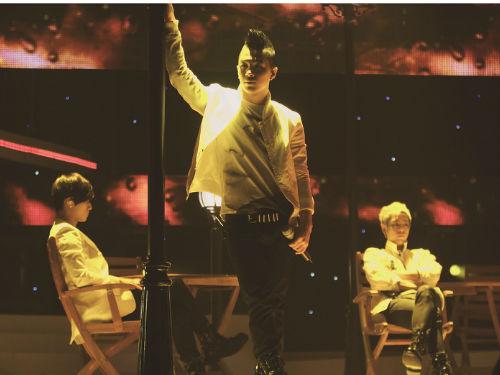 BIGBANG演唱会嗨到爆 经典神曲超好听