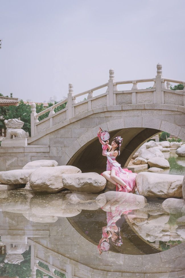 cosplay摄影 王者荣耀 甄姬