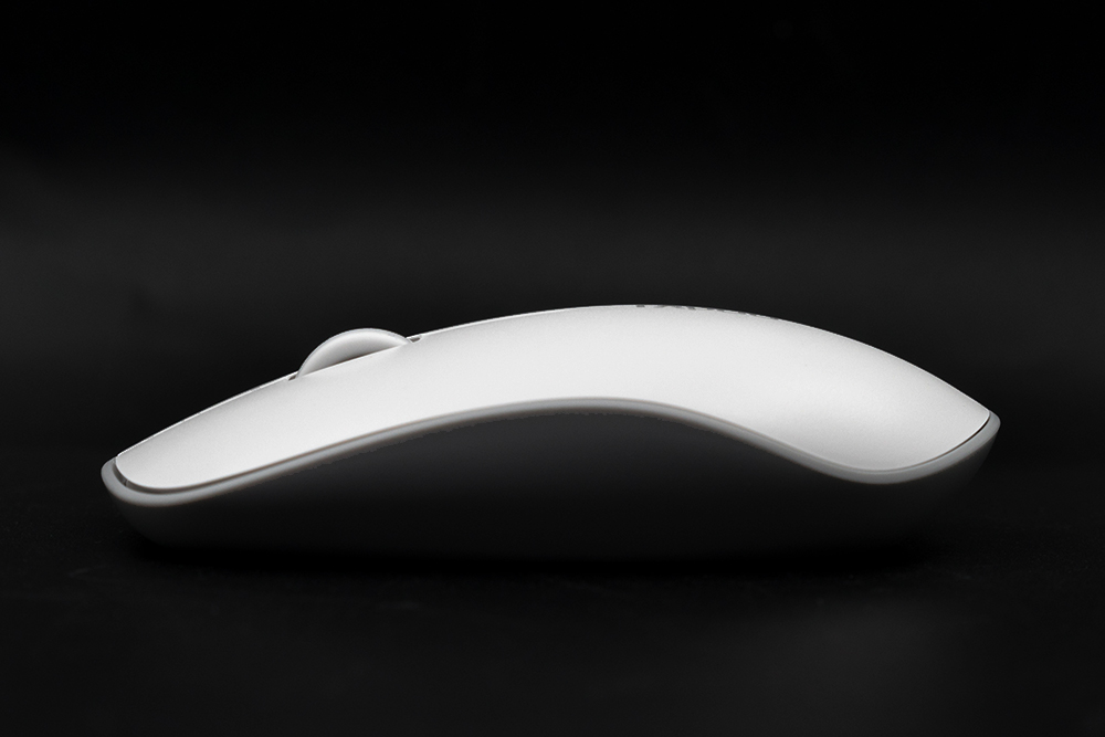 雷柏M200无线鼠标图赏:三面职场高效办公_外设酷品秀