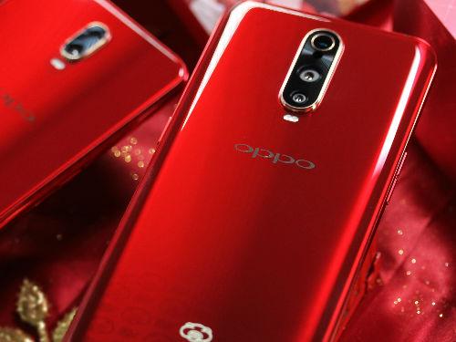 奇幻新年礼物 OPPO R17/R17 Pro新年版来袭