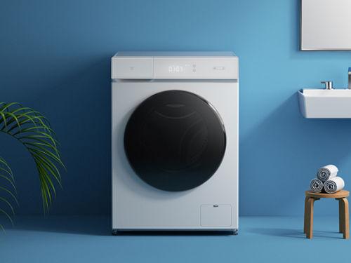 兼顧時尚與全能的實力派 米家互聯網洗烘一體機10kg版圖賞