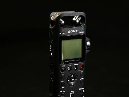 索尼专业高清录音笔D10-PIC图赏