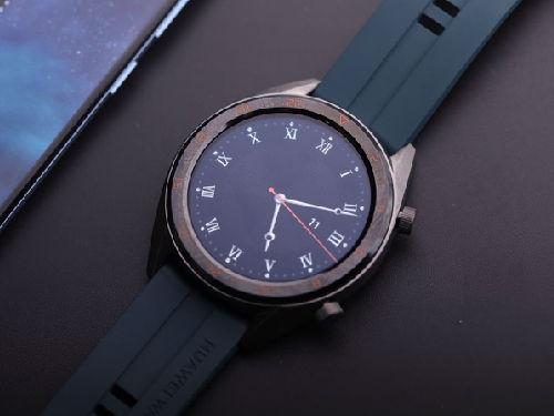 科技與時尚完美結合!HUAWEI WATCH GT智能手表活力款圖賞