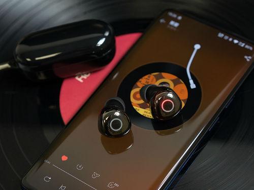 海美迪芒果嗨Q65真无线蓝牙耳机图赏