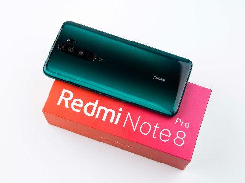 6400万像素四摄时代已来!Redmi Note8 Pro冰翡翠版图赏