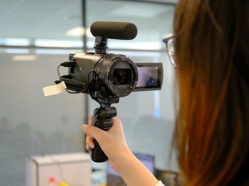 索尼AX60摄像机Vlog套装图赏