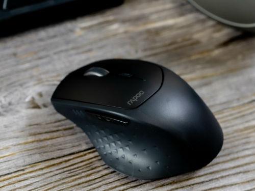 开启无线充时代 雷柏MT550S鼠标图赏