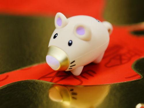 鼠你最萌 金士顿鼠年生肖纪念优盘了解一下