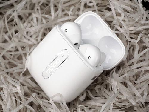 为智能手机而生 OPPO Enco Free真无线耳机图赏
