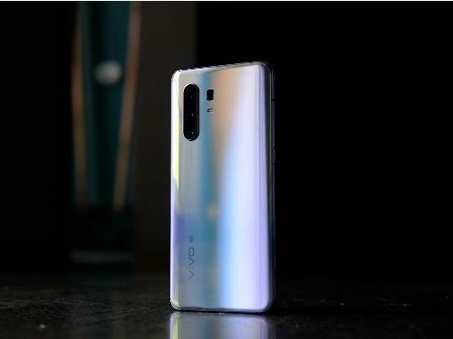 源自大自然的绮丽印象 vivo X30 Pro秘银配色图赏