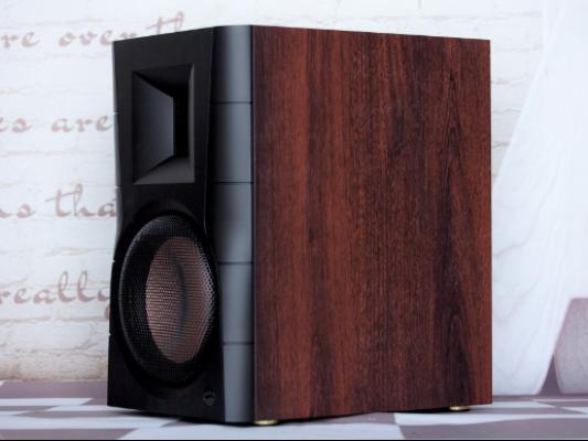 高保真音频体验 惠威D300两分频有源Hi-Fi音响图赏