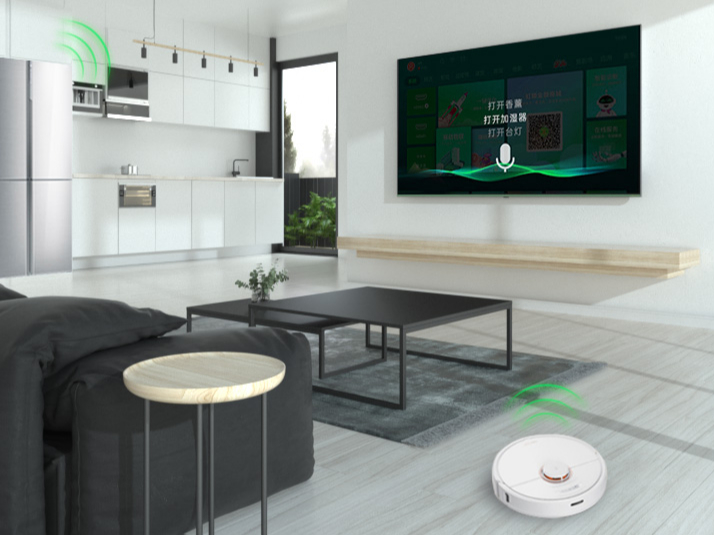 投屏黑科技赋能大小屏交互 奇异果AI投屏电视图赏